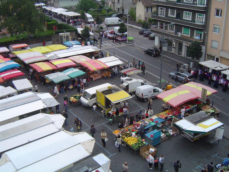 marché du samedi