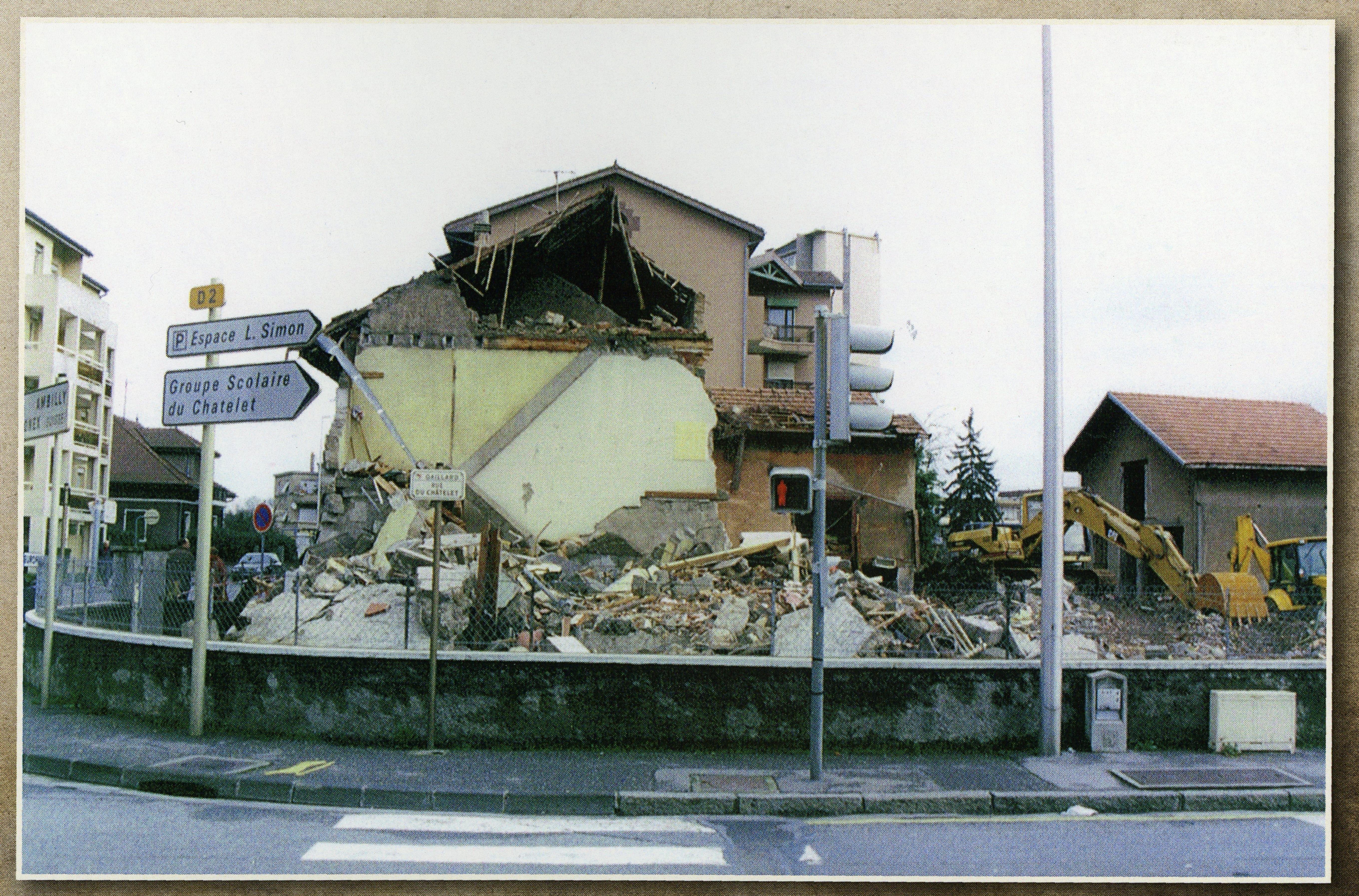 Carrefour Libération – Châtelet (2)