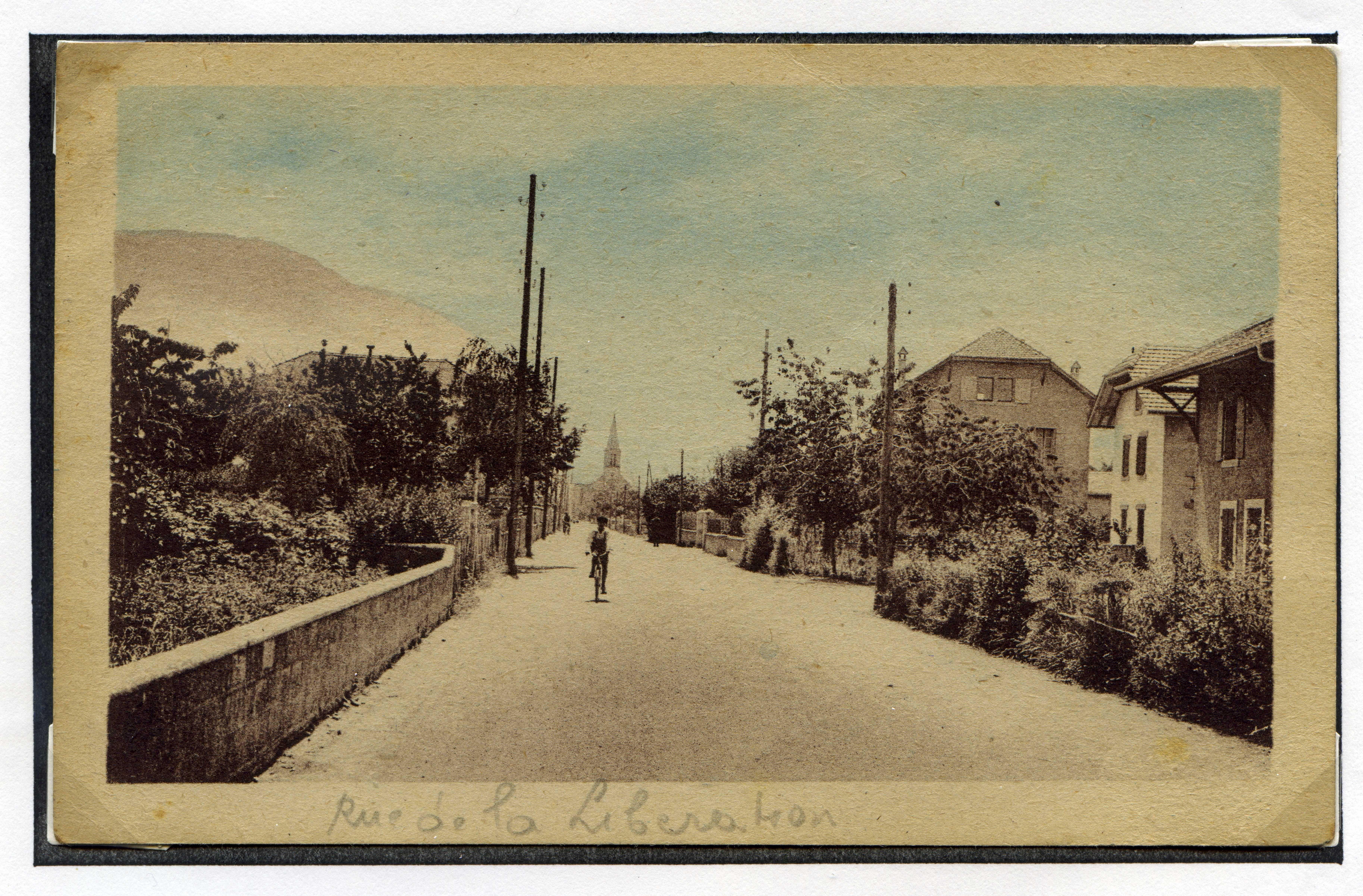 Rue de la Libération – Gaillard