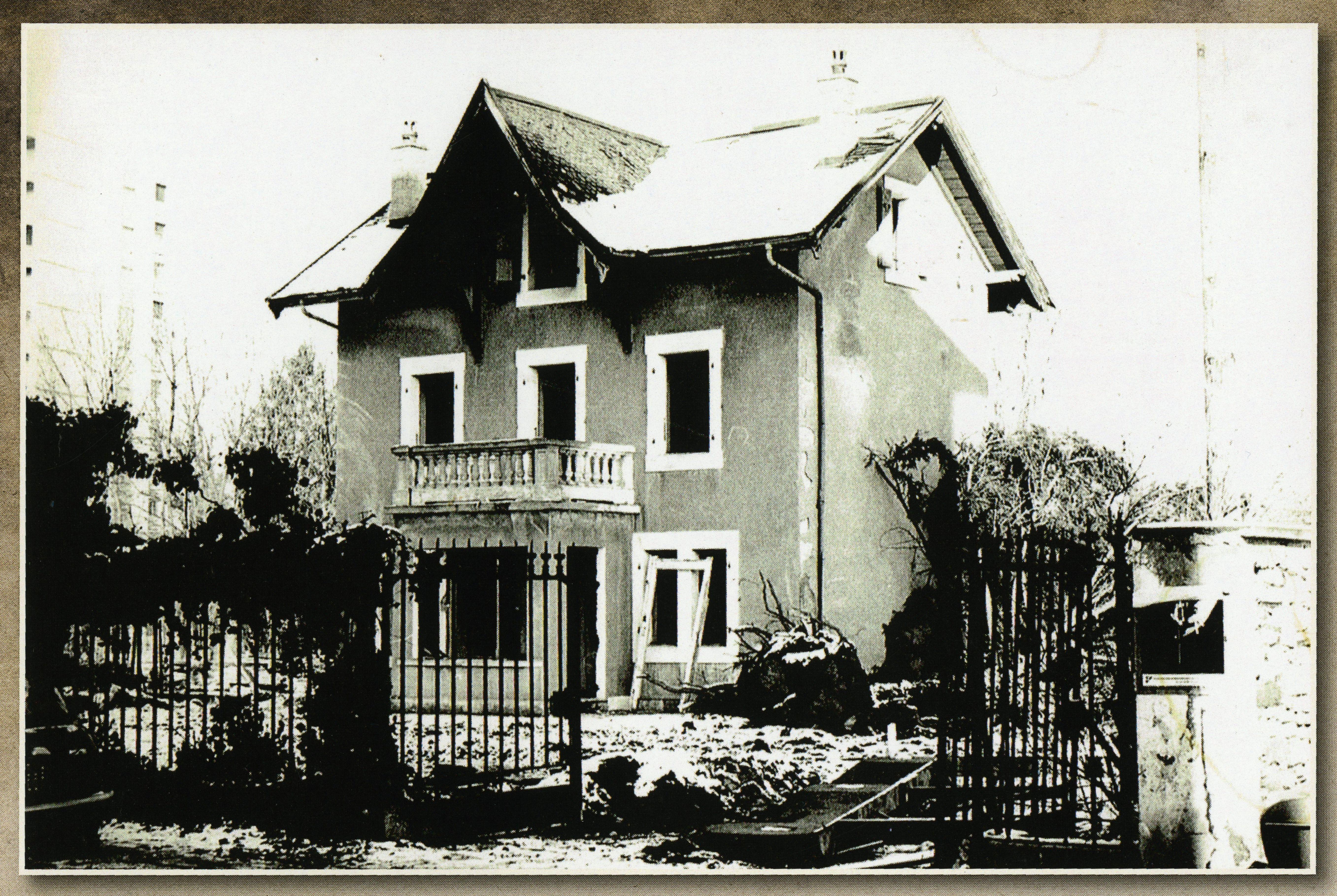 maison Pernet 1969