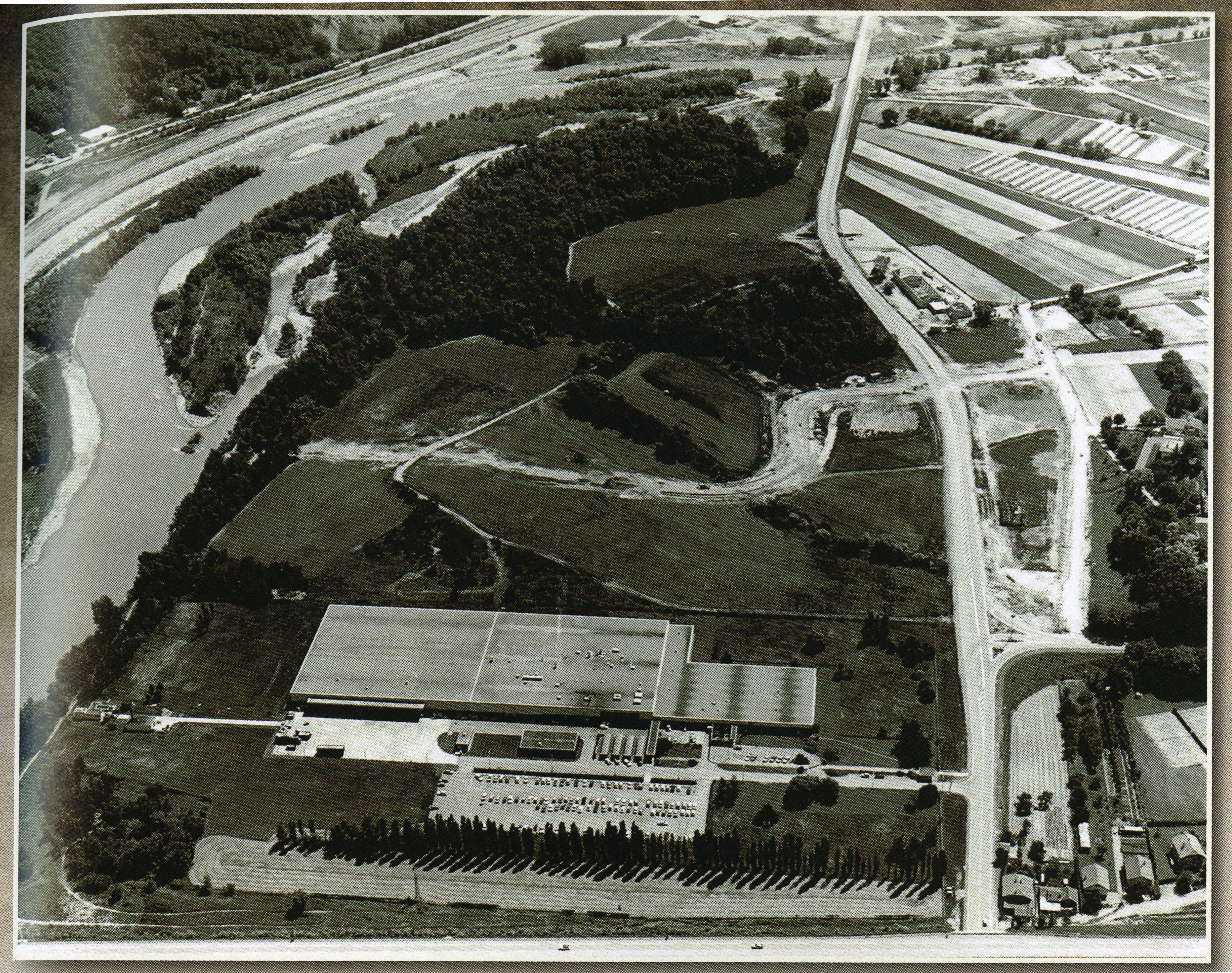 parc d'activité de la Châtelaine 1982