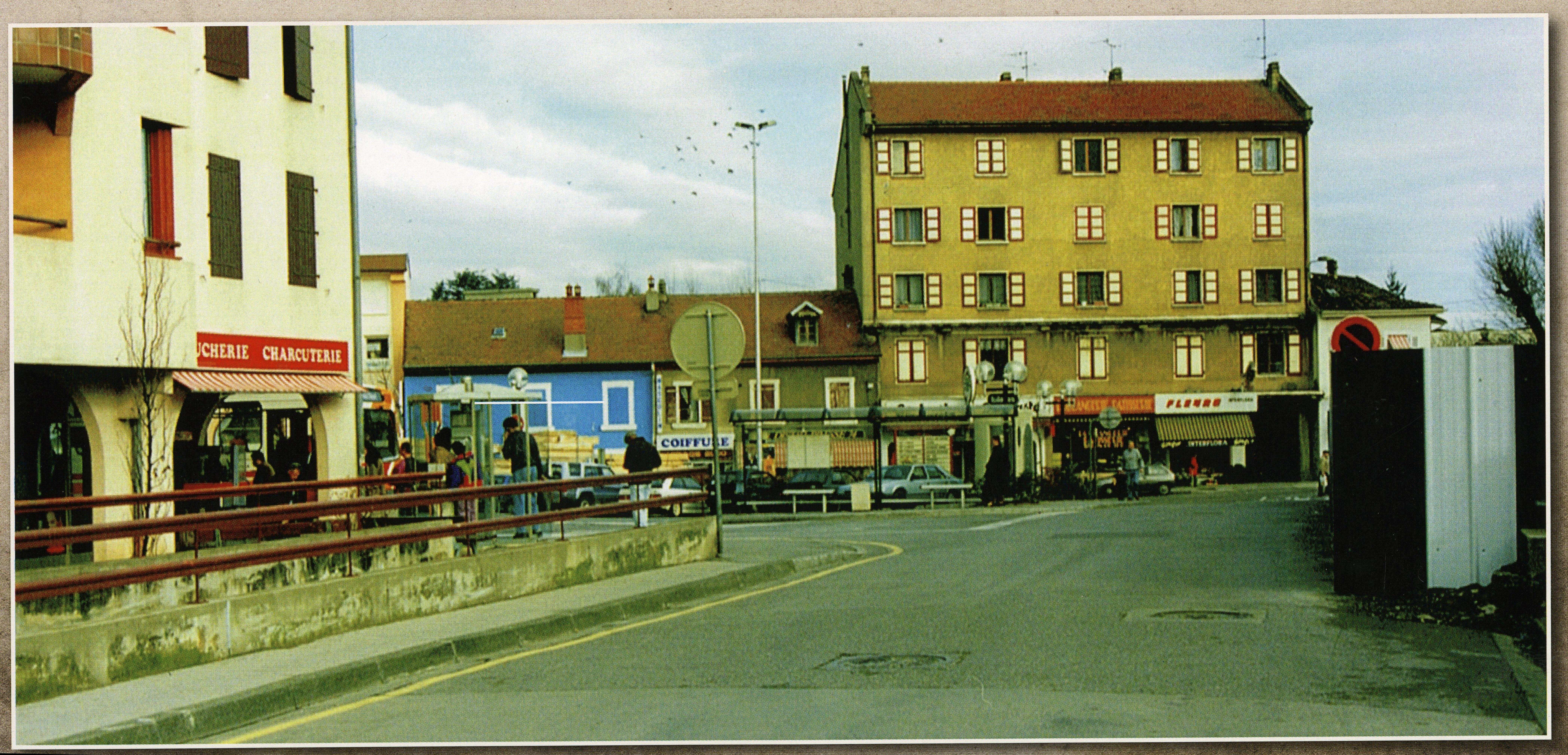 rue de Vallard