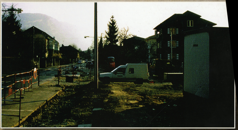rue de la Libération en 1983