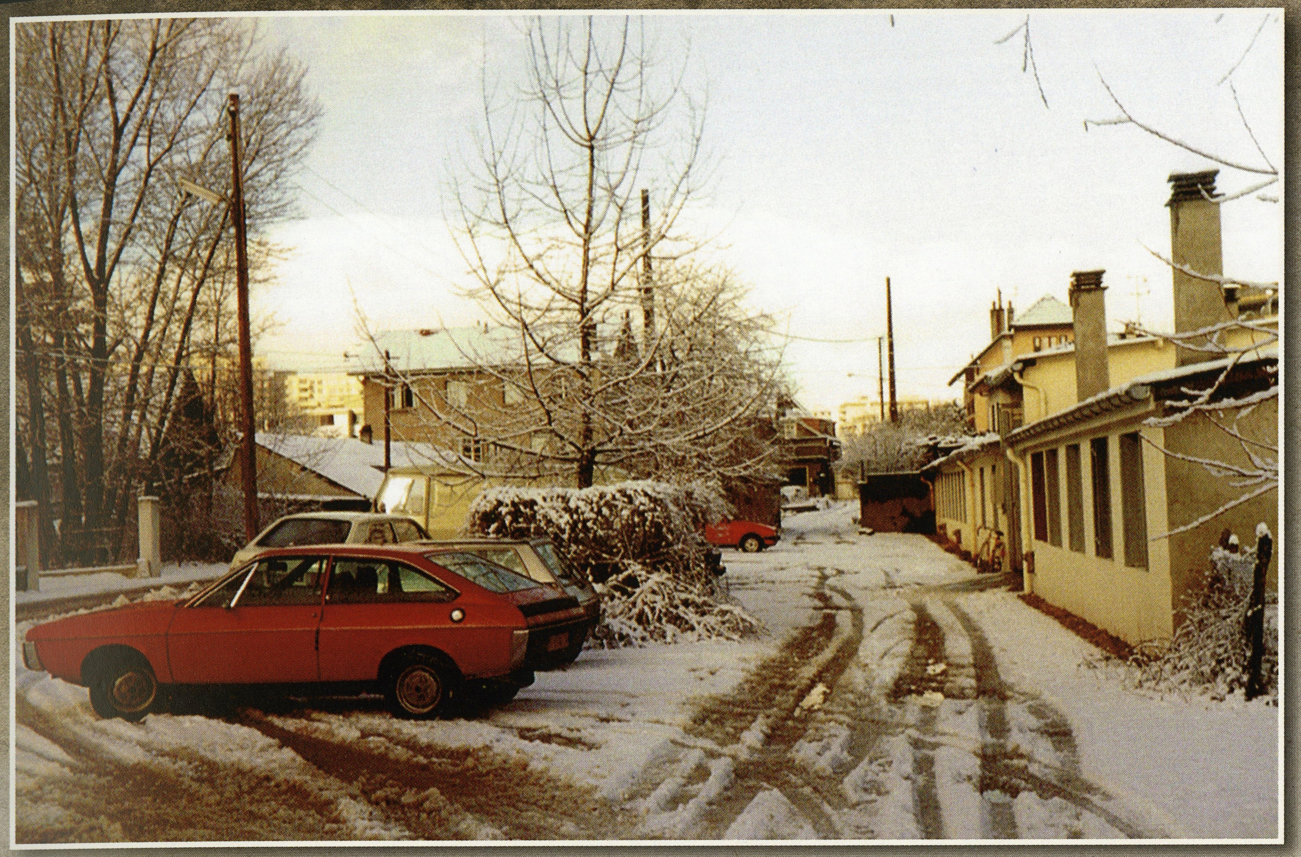 rue des peupliers 1984