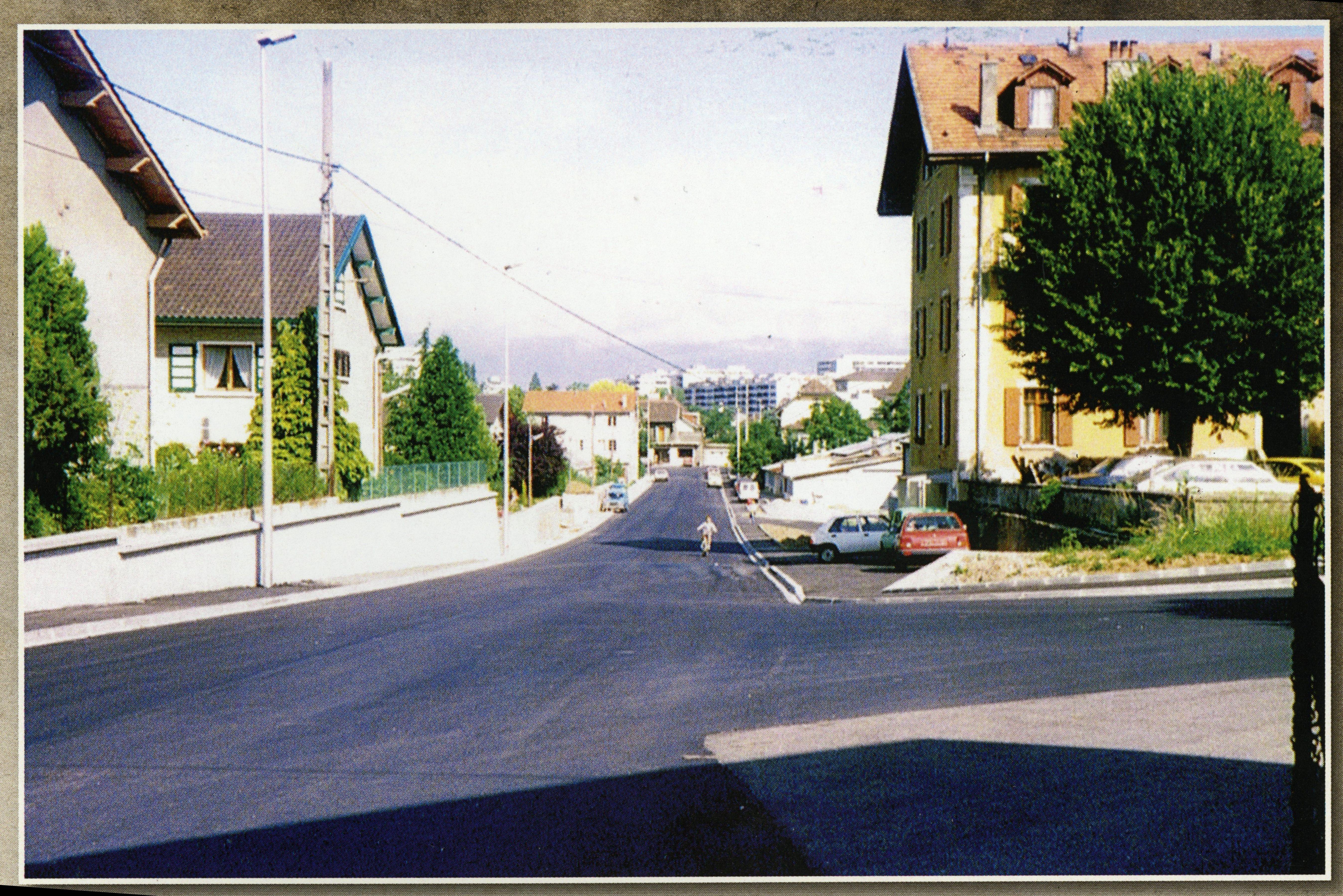 rue des peupliers 1986-1987