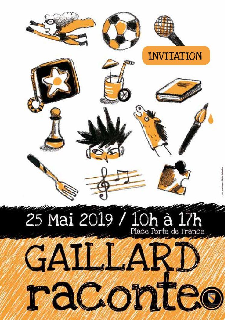 Gaillard Raconte 2019
